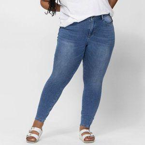 Judy Blue Judith Thermal Skinny Size 18W